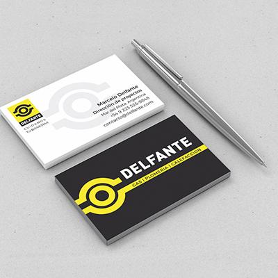delfante tarjetas corporativas